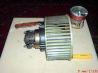 Мотор печки Volkswagen Passat B3