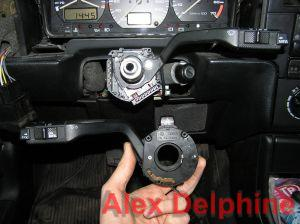 Переключатель круиза Volkswagen Passat B3 535 953 513 A01C