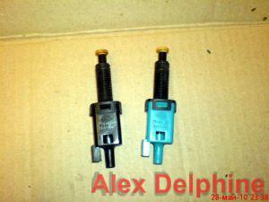 пнево-электровыключатели-клапан 811 907 343 B.
